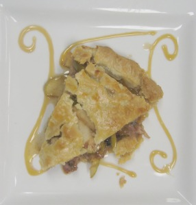 Pork and Bean Apple Pie