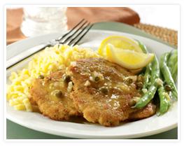 pork_schnitzel_with_lemon_caper_cream_recipe