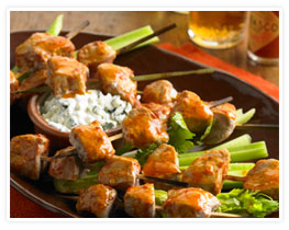 Buffalo_Pork_Skewers_with_Blue_Cheese_Sauce_recipe